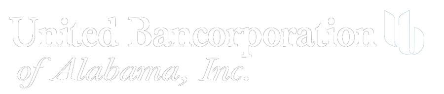 UNITED BANCORPORATION OF ALABAMA, INC. Logo